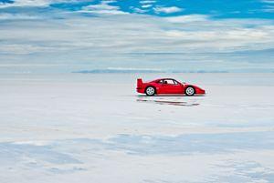 Ferrari F40 | Salt Flats 6