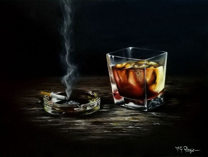 Whisky and Cigarettes - MGPorzio