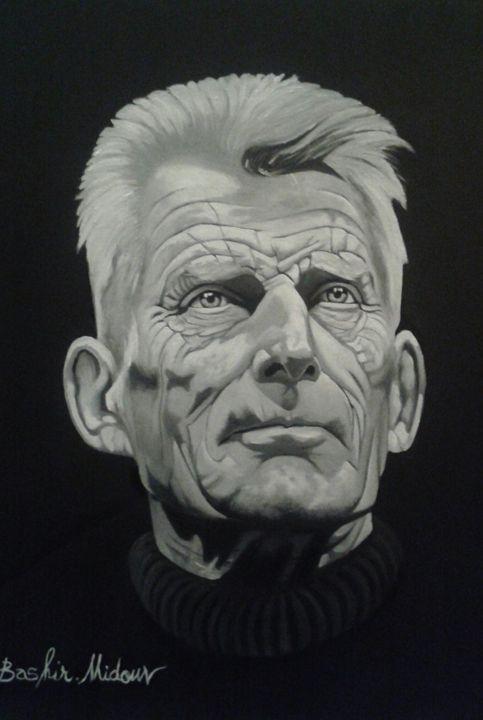 Samuel Beckett - Bashir Midoun