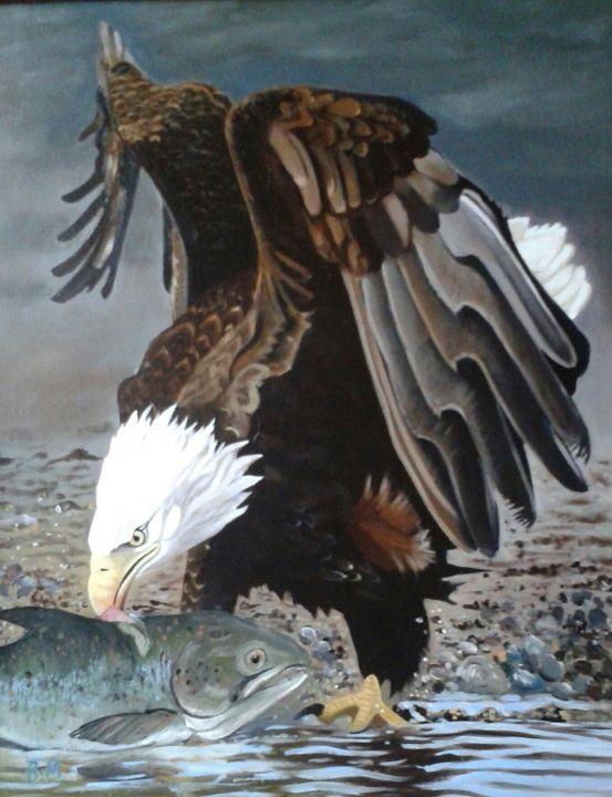 The Eagle - Bashir Midoun