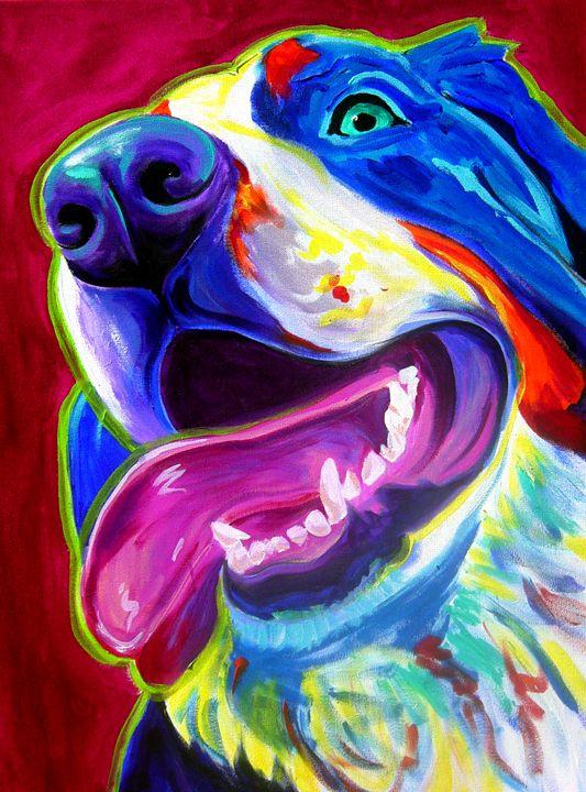 Sunny Days Dawgart Paintings Prints Animals Birds