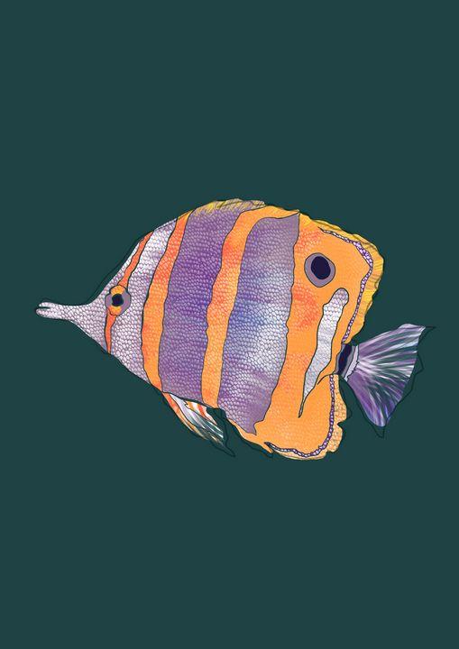 Tropical Fish - MadeelePrints