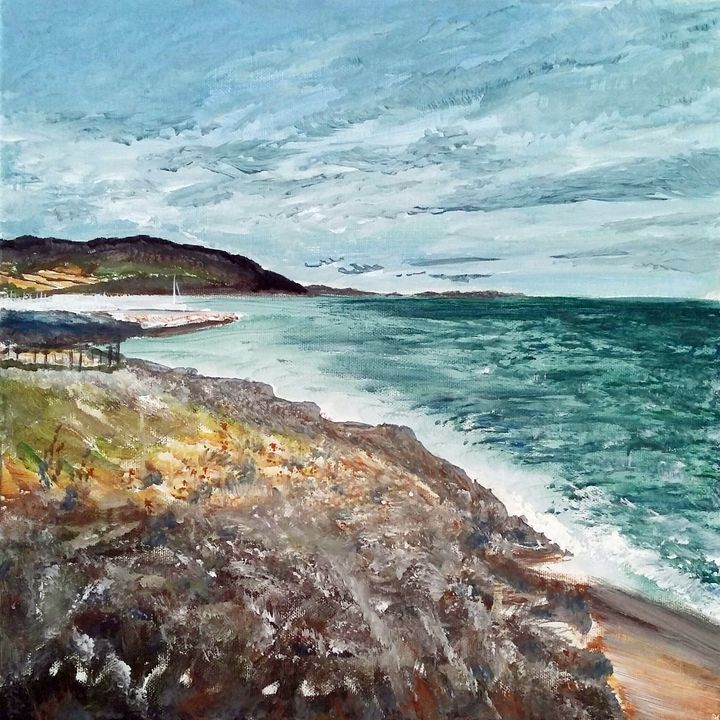The Cove Greystones - Pęchalski Art