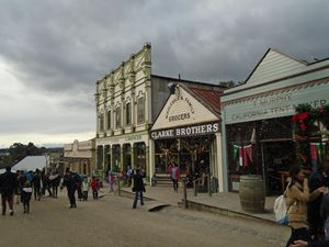 Sovereign Hill Street