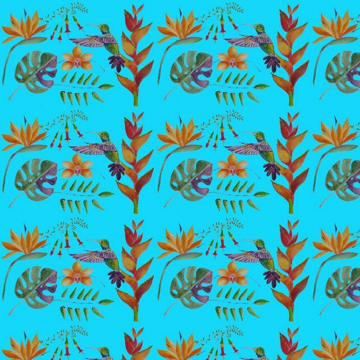 jungle print - ChicaLatina