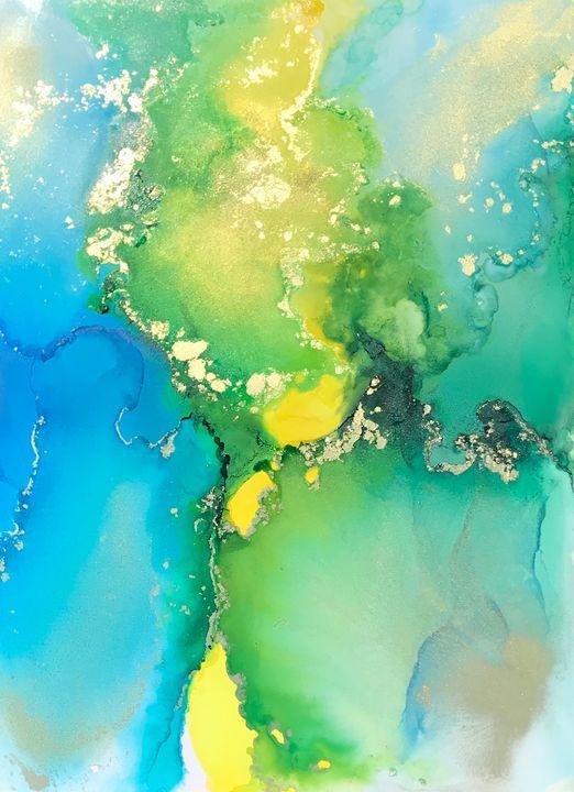 Under the Sea - Malina Costa