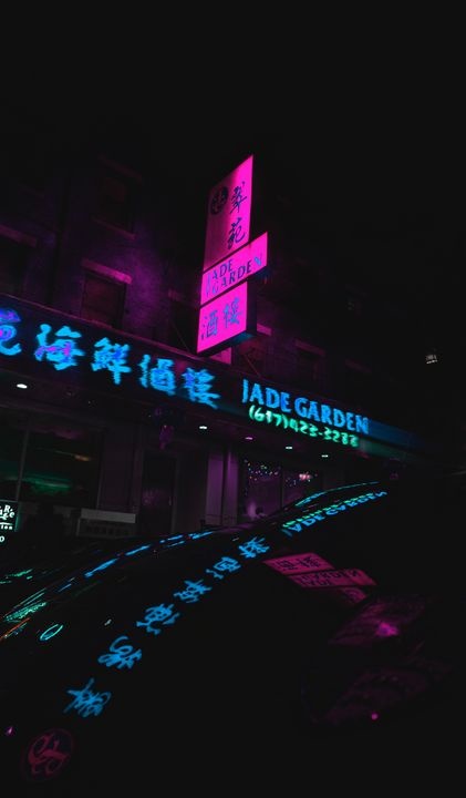China town - AdamVisuals