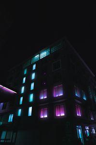 Cyberpunk Building