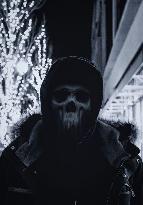 Skull head - AdamVisuals