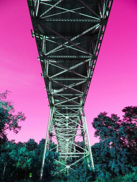le pont de nevermore - Clinton Michael
