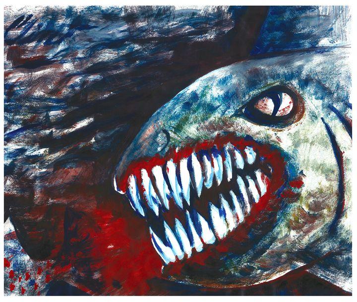 The Shark Tank - Clinton Michael