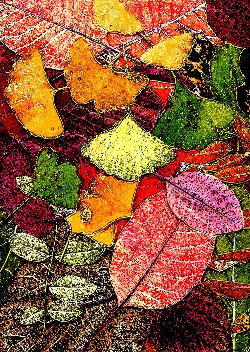 Autumn Diversity - Clinton Michael