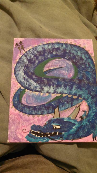 dragon - IrishAngelArt