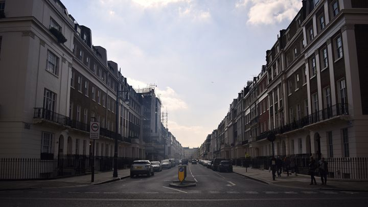 Urban's London Street - Croquet