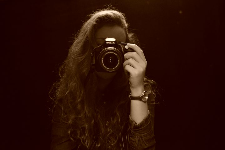 autoportrait - Croquet