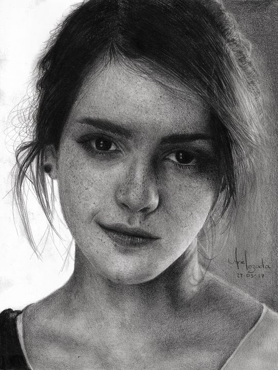 Emma Watson - Lozadarte