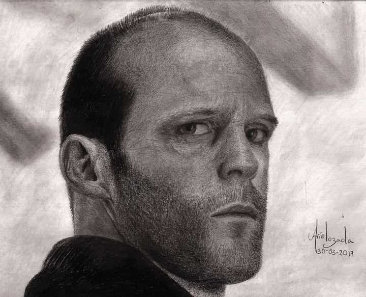 Jason Statham - Lozadarte