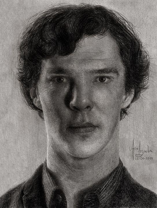Sherlock Holmes - Lozadarte