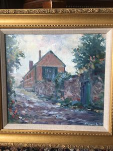 Farmhouse original by Thomas Trausch