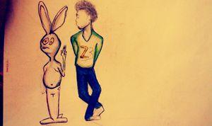 Rabbit and Human