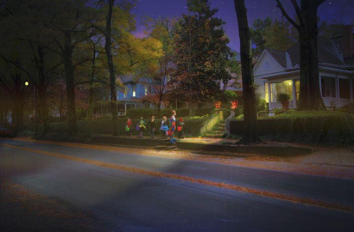 The Last House - Josh King Creative