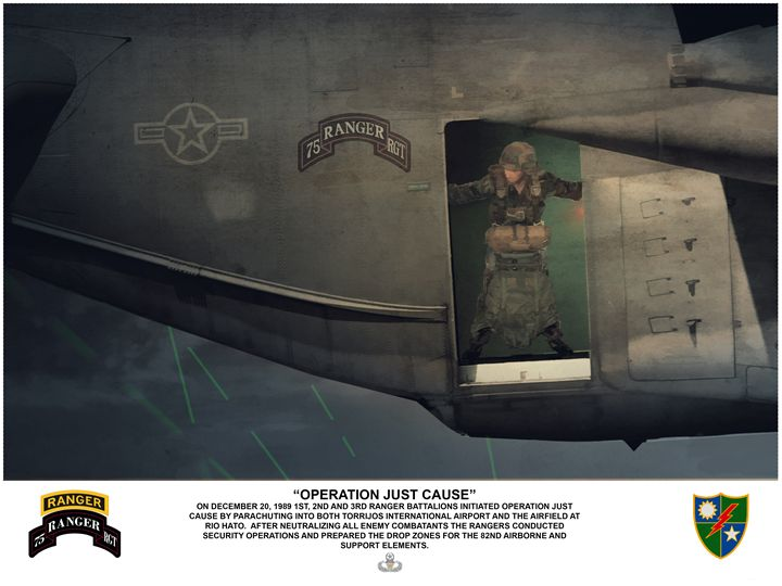 Operation Just Cause combat jump - Josh King Creative