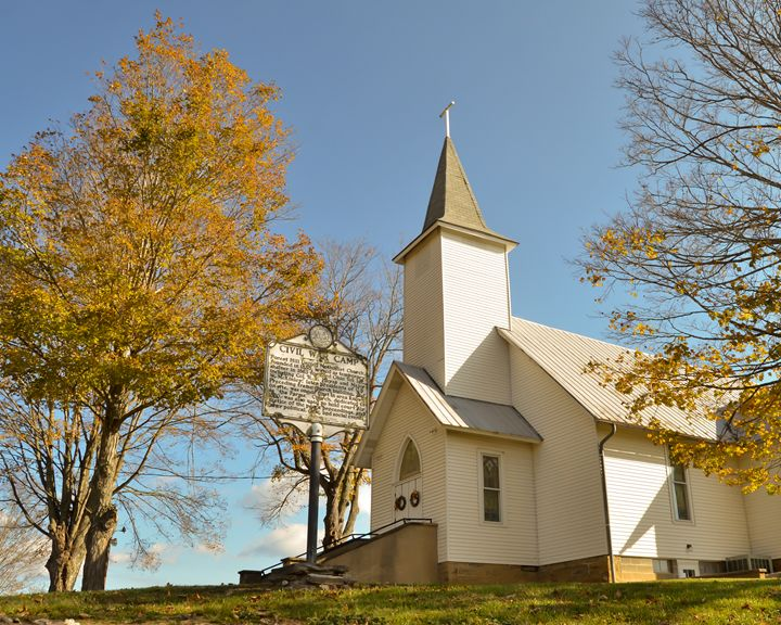 Forest Hill United Methodist Church - New River Nature