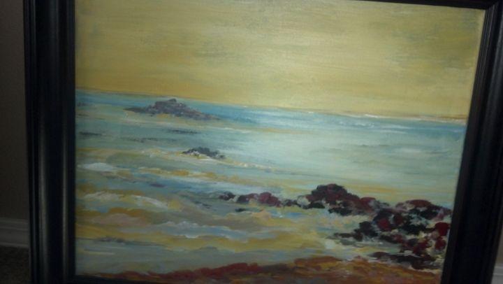 Yellow Sea - Charles Gius