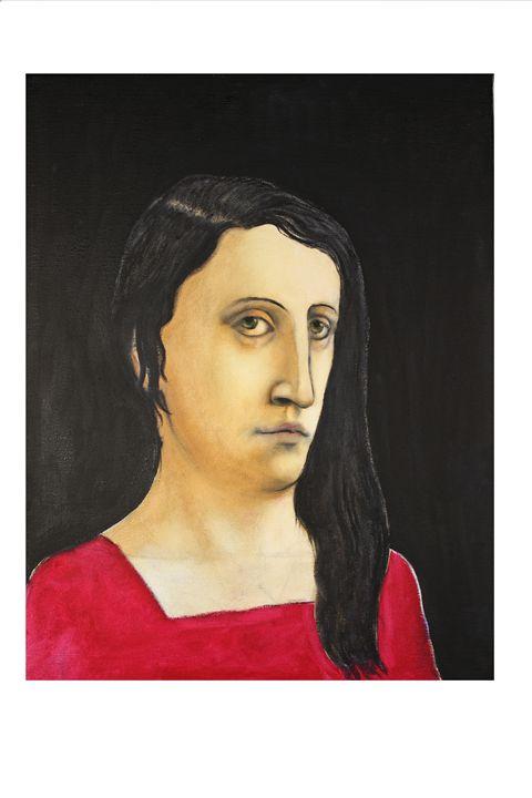 La Señora - Antonio Borrero