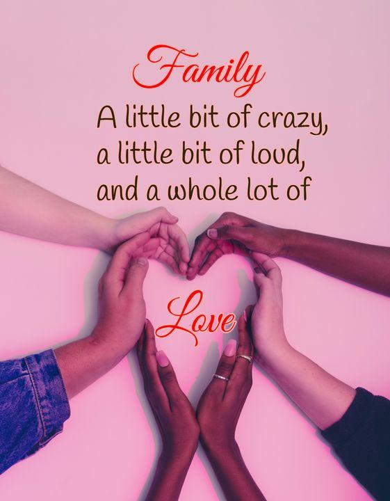 Family Love - ATX Fine Arts