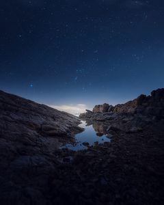 Night Mountain - ATX Fine Arts