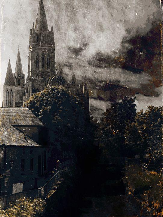Riverside Grey - Toby Jeffery