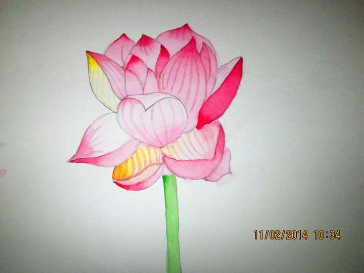 lotus...... - fingerprints