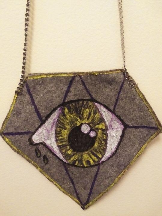 Diamond eye purse - Funk it UP designs