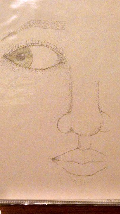 Face - L. Olson