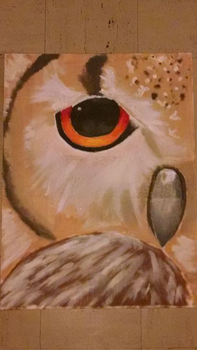 owl - L. Olson