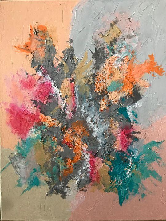 Thinking in Pastels - Rebecca Cudlipp Art