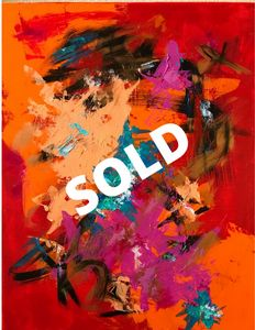 The Heat of the Dance - SOLD