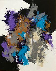 Dark Edges - Rebecca Cudlipp Art