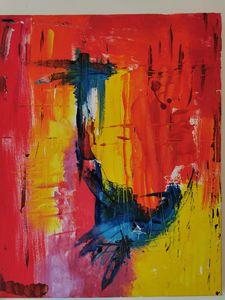 Abstract Bird.