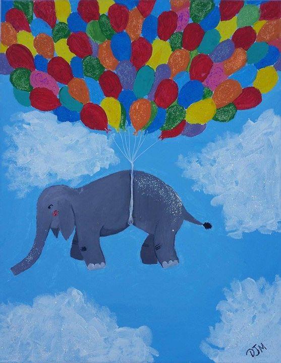 If Elephants Could Float Away - DJM