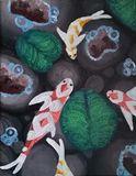 10x8in Acrylic on Canvas