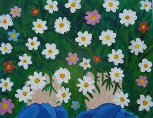 Feet 'n Flowers