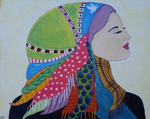 Scarves of Diala