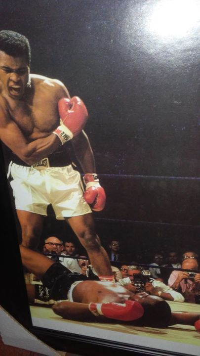 Sonny Liston - Celebrities Status