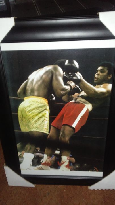 Joe Frazier and ALI - Celebrities Status