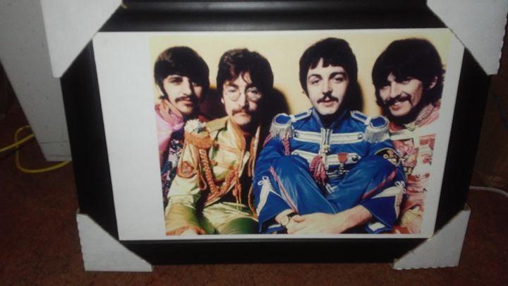 The Beatles: - Celebrities Status