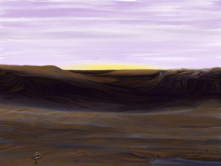 Desert spring morning - DragNFly