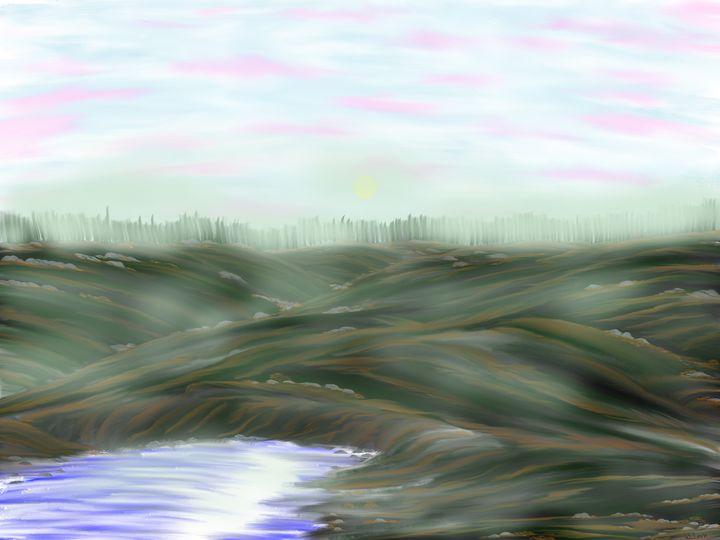 Misty Fields - DragNFly