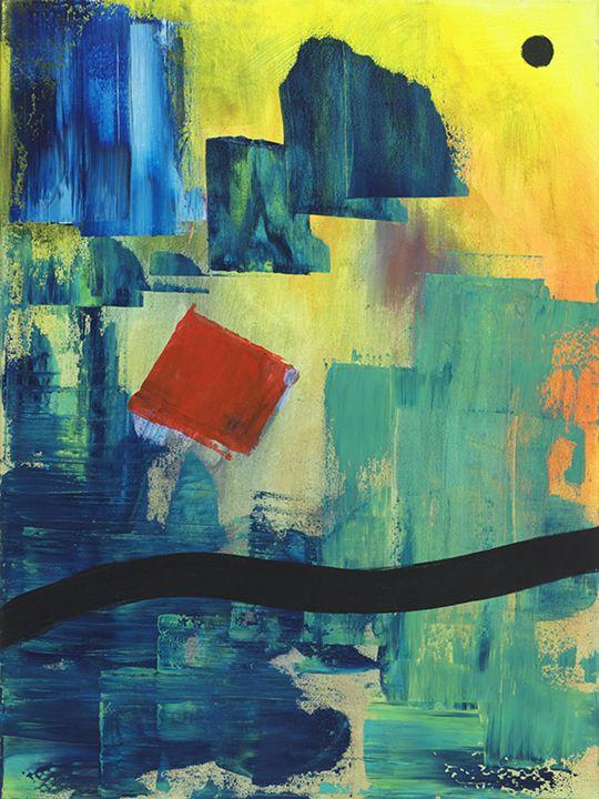 Float - Mario Ruschel Burgoa